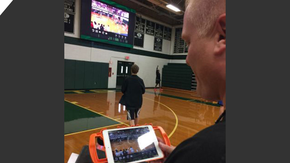 Hudl Film Review at Delaware County Christian School