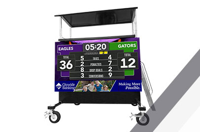 Rugby Cart