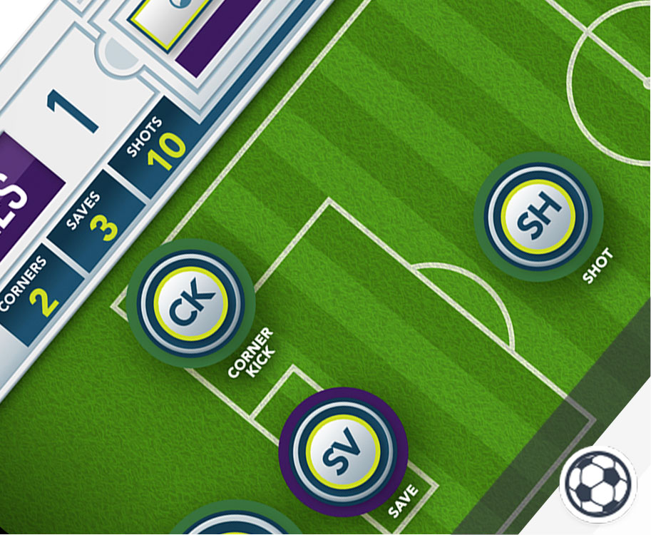 ScoreVision for Soccer