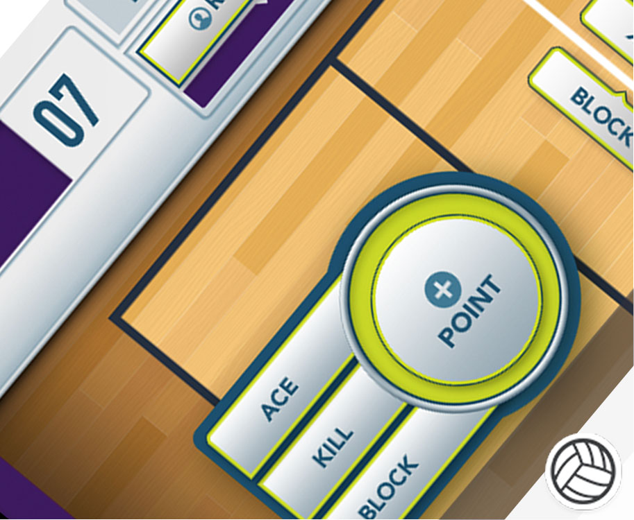 Volleyball Scoring Software Fan App Scorevision