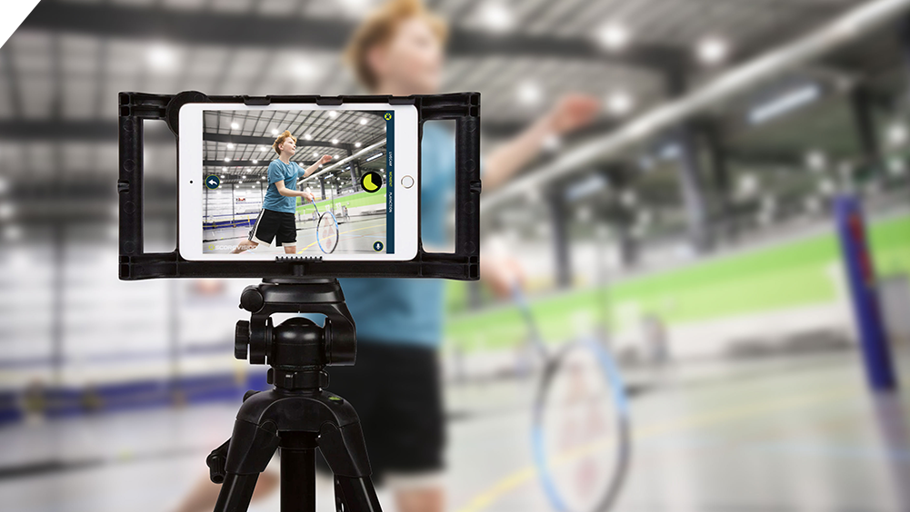 ScoreVision Capture App for Badminton