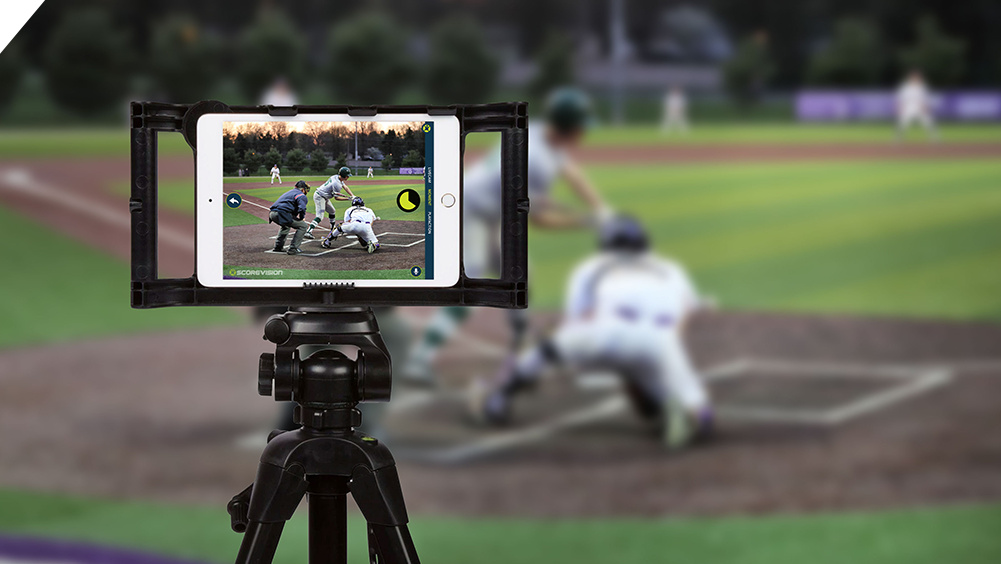 ScoreVision Capture App for Baseball