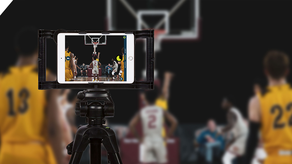 ScoreVision Capture App for Basketball