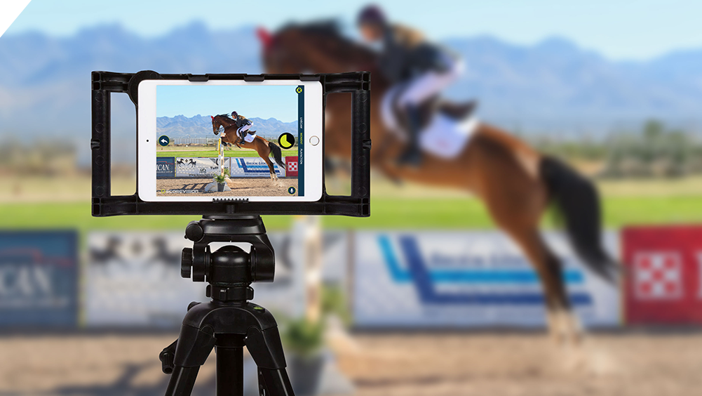 ScoreVision Capture App for Equestrian
