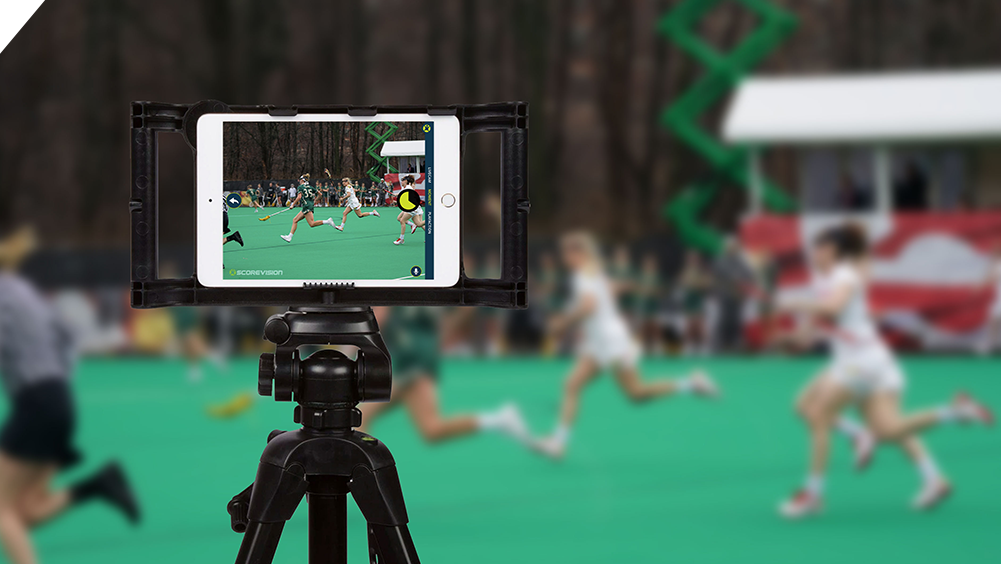 ScoreVision Capture App for Lacrosse