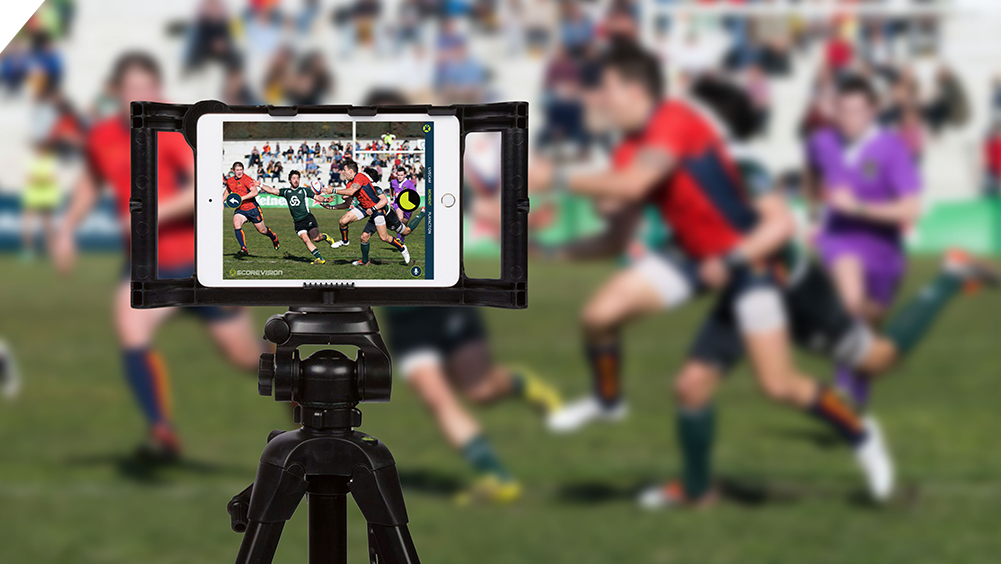ScoreVision Capture App for Rugby