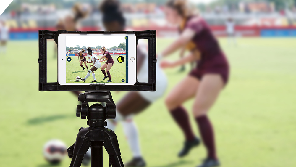 ScoreVision Capture App for Soccer