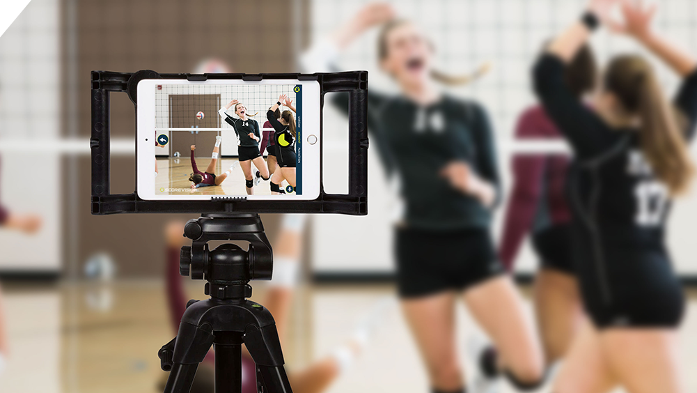 ScoreVision Capture App for Volleyball