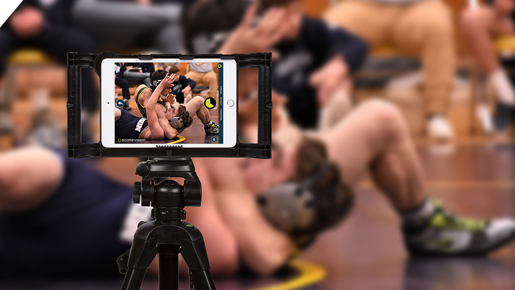ScoreVision Capture App for Wrestling