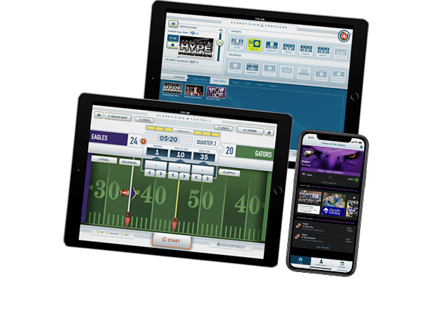 ScoreVision Products